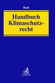 Handbuch Klimaschutzrecht