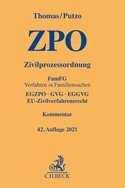 Zivilprozessordnung/ZPO