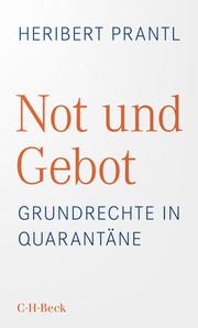 Not und Gebot - Cover