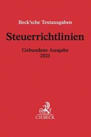 Steuerrichtlinien Gebundene Ausgabe 2021