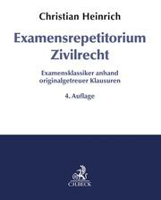 Examensrepetitorium Zivilrecht