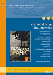 'Paranoid Park' im Unterricht