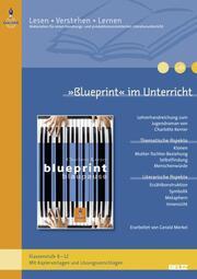 'Blueprint' im Unterricht