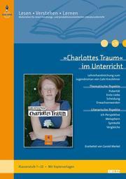 'Charlottes Traum' im Unterricht - Cover
