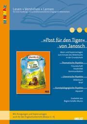 'Post für den Tiger' von Janosch