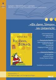 'Bis dann, Simon' im Unterricht
