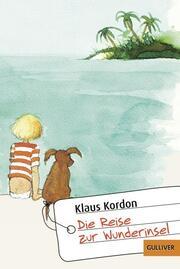 Die Reise zur Wunderinsel - Cover