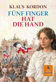 Fünf Finger hat die Hand - Cover