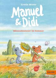 Manuel & Didi - Mäuseabenteuer im Sommer - Cover