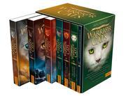 Warrior Cats - Zeichen der Sterne 1-6