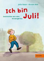 Ich bin Juli!