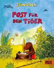 Post für den Tiger - Cover