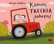 Komm, Trecker fahren! - Cover