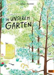 In unserem Garten - Cover