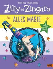 Zilly und Zingaro - Alles Magie - Cover