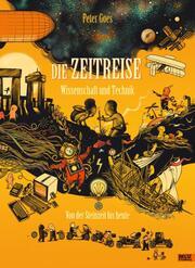Die Zeitreise - Wissenschaft und Technik - Cover