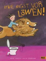 Keine Angst vor Löwen! - Cover