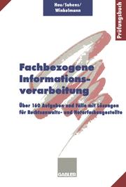 Fachbezogene Informationsverarbeitung