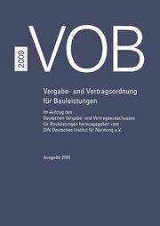 VOB 2009 - Buch mit E-Book