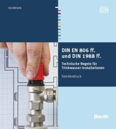 DIN EN 806 ff. und DIN 1988 ff.