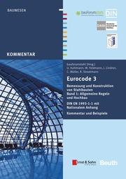 Eurocode 3 Bemessung und Konstruktion von Stahlbauten 1