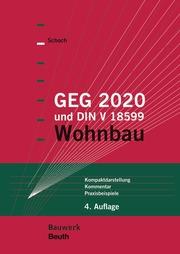 GEG 2020 und DIN V 18599