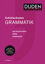 Schülerduden Grammatik
