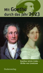 Mit Goethe durch das Jahr 2023
