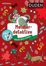 Mach 10! Meisterdetektive - Cover