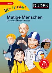 Dein Lesestart - Mutige Menschen - Cover