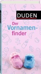 Duden - Der Vornamenfinder - Cover
