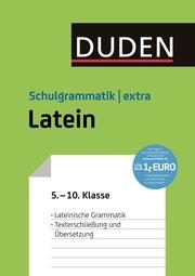 Duden Schulgrammatik extra - Latein