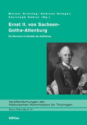 Ernst II von Sachsen-Gotha-Altenburg