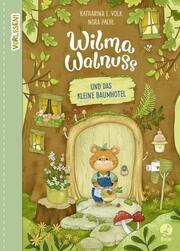 VORLESEN! Wilma Walnuss und das kleine Baumhotel - Cover