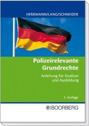 Polizeirelevante Grundrechte