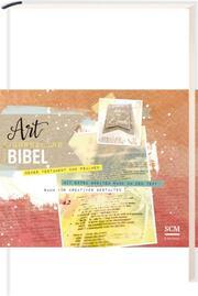 Die Bibel - Neues Leben, Art Journaling: Neues Testament und Psalmen