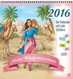 Meine Bibelprinzessinnen 2016