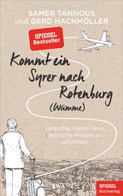 Kommt ein Syrer nach Rotenburg (Wümme) - Cover