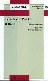 Erzählende Werke 3 - Cover