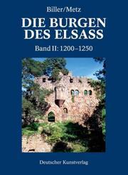 Der spätromanische Burgenbau im Elsass (1200-1250)