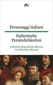 Personaggi italiani/Italienische Persönlichkeiten