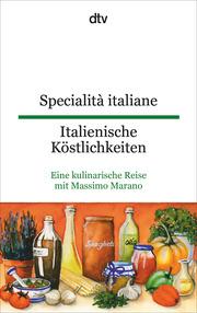 Specialità italiane/Italienische Köstlichkeiten