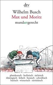 Max und Moritz mundartgerecht