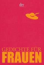 Gedichte für Frauen - Cover
