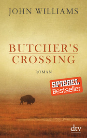 Butcher's Crossing - Cover