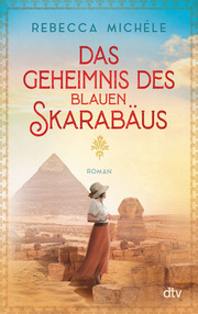 Das Geheimnis des blauen Skarabäus - Cover