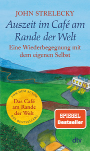 Auszeit im Café am Rande der Welt - Cover