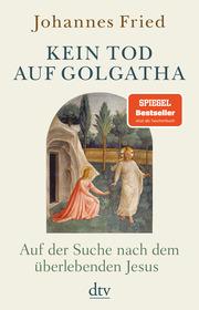 Kein Tod auf Golgatha - Cover