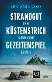 Strandgut - Küstenstrich - Gezeitenspiel - Cover