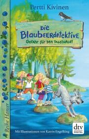 Die Blaubeerdetektive (1), Gefahr für den Inselwald!
